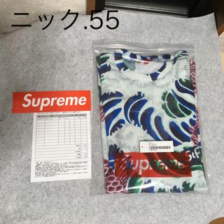 Supreme - 【新品未使用】シュプリーム ウェーブT