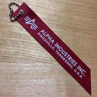 アルファインダストリーズ(ALPHA INDUSTRIES)の新品 ALPHA アルファ 赤タグ(フライトジャケット)