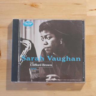 サラヴォーン・ウィズ・クリフォード・ブラウン+1 CD サラボーン(ジャズ)