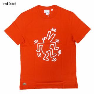 ラコステ(LACOSTE)のLACOSTE×Keith Haring Tシャツ(Tシャツ/カットソー(半袖/袖なし))