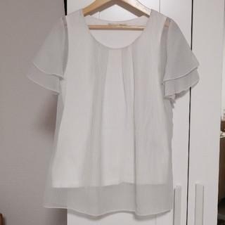 ANAYI - シフォン Tシャツ