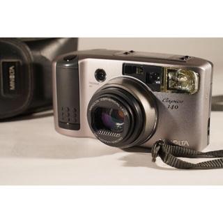 コニカミノルタ(KONICA MINOLTA)の実写済み フィルムカメラ コニカ ミノルタ MINOLTA CAPIOS 140(フィルムカメラ)
