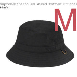 シュプリーム(Supreme)のSupreme Barbour Waxed Cotton Crusher(ハット)