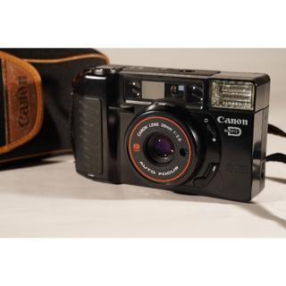 キヤノン(Canon)のフィルムカメラ キヤノン CANON AUTOBOY 完動美品(フィルムカメラ)
