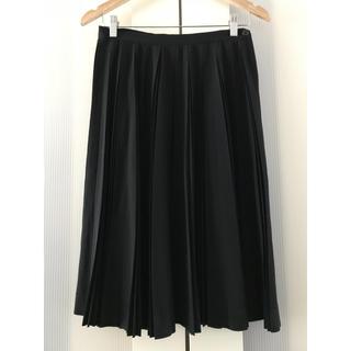 ワイズ(Y's)の【 Yohji Yamamoto Y's 】美品 ウールギャバ プリーツスカート(その他)