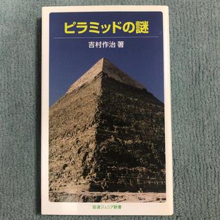 イワナミショテン(岩波書店)のピラミッドの謎(文学/小説)
