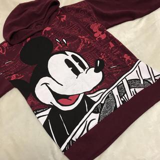 ディズニー(Disney)のDisney ディズニー ミッキー mickey パーカー(パーカー)