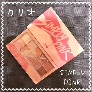 クリオ ♡ プロ アイパレット 01 SIMPLY PINK