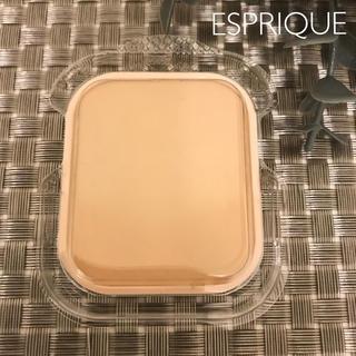 ESPRIQUE - エスプリーク ピュアスキンパクト UV ファンデーション OC-410