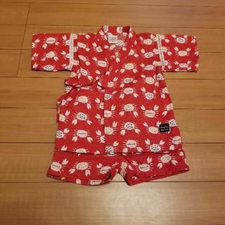フタフタ(futafuta)の甚平 95サイズ(甚平/浴衣)