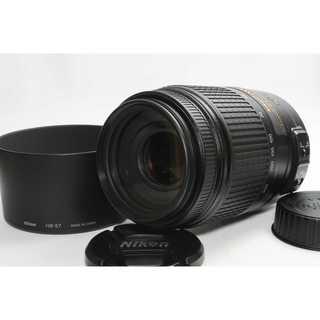 ニコン(Nikon)の❤️望遠レンズ❤️Nikon AF-S 55-300mm VR レンズ(レンズ(ズーム))