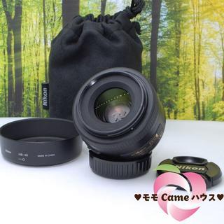ニコン(Nikon)のニコン AF-S DX 35mm F1.8 G単焦点レンズ♪831(レンズ(単焦点))