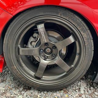ヨコハマ アドバンレーシング ホイール4本セット タイヤセット(タイヤ・ホイールセット)