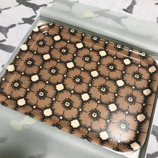 mina perhonen - ミナペルホネン  トレイ anemone  ギフトボックス付き