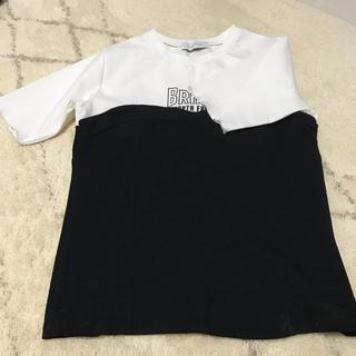 シンプリシテェ(Simplicite)のTシャツ(Tシャツ/カットソー(半袖/袖なし))
