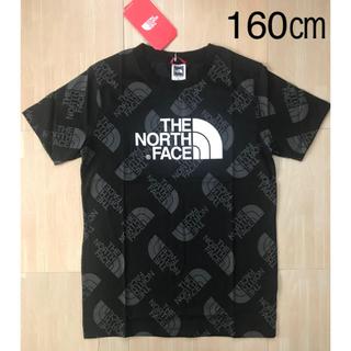 THE NORTH FACE - 【海外限定】ノースフェイス ロゴ総柄 Tシャツ