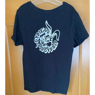 ジェイダ(GYDA)のGYDA  GYDIE'S BUNNY BIGTシャツ Vネック(Tシャツ/カットソー(半袖/袖なし))