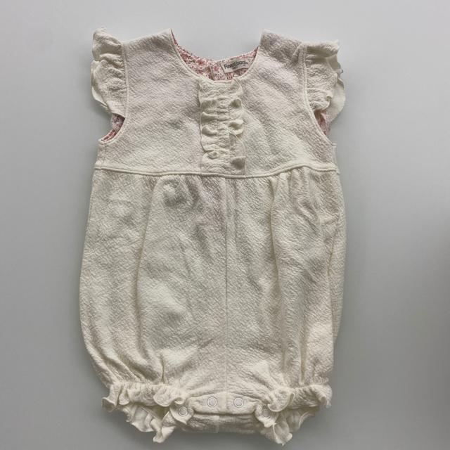 POLO RALPH LAUREN(ポロラルフローレン)のラルフローレンワンピース、フーセンウサギロンパース キッズ/ベビー/マタニティのキッズ服女の子用(90cm~)(ワンピース)の商品写真