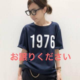 アメリカーナ(AMERICANA)のアメリカーナ1976Tシャツ deuxiemeclasseアパルトモン(Tシャツ(半袖/袖なし))