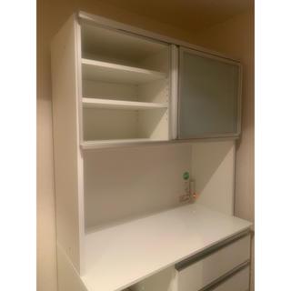 アクタス(ACTUS)のACTUS アクタス inZONE TCK キッチンボード 食器棚 ホワイト(キッチン収納)