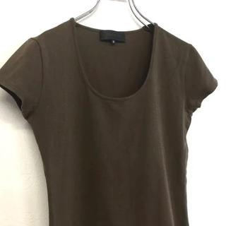 アンタイトル(UNTITLED)の美品 アンタイトル Tシャツ(Tシャツ(半袖/袖なし))