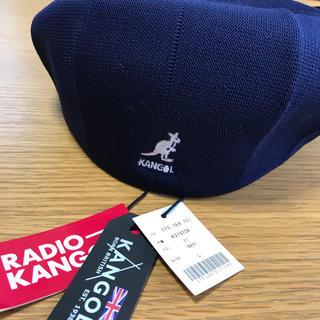 カンゴール(KANGOL)のKANGOL カンゴール 帽子 ハンチング 新品未使用(ハンチング/ベレー帽)