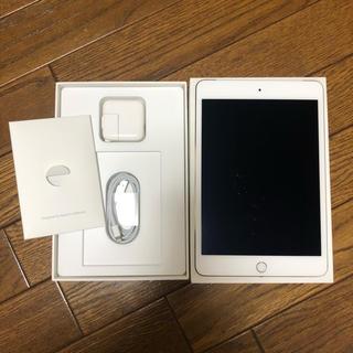 アイパッド(iPad)のiPad mini4 Wi-Fi+Cellularモデル32GBsoftbank(タブレット)