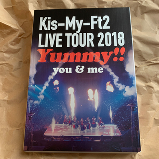キスマイフットツー(Kis-My-Ft2)のKis-My-Ft2 yummy!! 通常盤(アイドル)