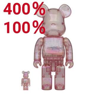 メディコムトイ(MEDICOM TOY)のBE@RBRICK X-girl 2020 100% & 400%(その他)
