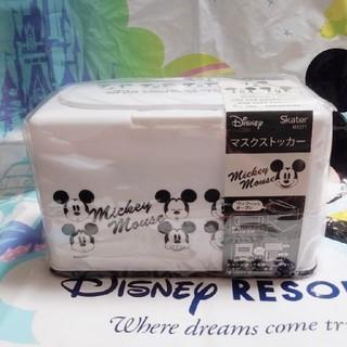 Disney - ラスト1 新品 マスクストッカー ミッキー