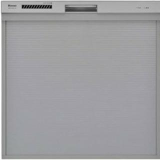 リンナイ(Rinnai)の【新品】Rinnai製 ビルトイン食洗機 RKW-404A-SV【人気商品】(食器洗い機/乾燥機)