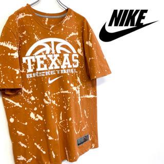 ナイキ(NIKE)の美品 リメイク古着 NIKE NCAA ロゴTシャツ(Tシャツ/カットソー(半袖/袖なし))
