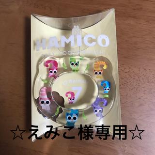 ミキハウス(mikihouse)のハミコ ベビー歯ブラシ No.5・6・7(歯ブラシ/歯みがき用品)