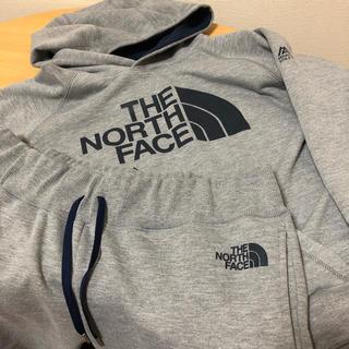 THE NORTH FACE - ザ ノースフェイス スウェットパーカー スウェットパンツ セットアップ