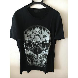 アレキサンダーマックイーン(Alexander McQueen)のAlexander McQueen アレキサンダーマックイーン メンズ Tシャツ(Tシャツ/カットソー(半袖/袖なし))