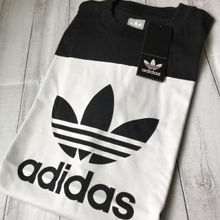 adidas - 最終お値下げ♡新品/adidas♡ビッグロゴTシャツ/男女兼用Sサイズ