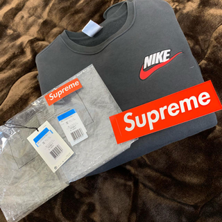 Supreme - Supreme×NIKE トレーナー