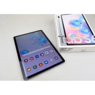 SAMSUNG - Galaxy Tab S6 LTE 8GB/ 256GB ブルー