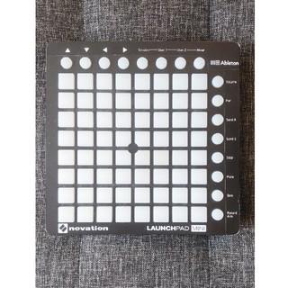 novation lunchpad mini(MIDIコントローラー)