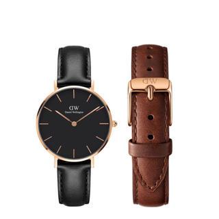 ダニエルウェリントン(Daniel Wellington)の【32㎜】ダニエル ウェリントン腕時計DW168+ベルトSET〈3年保証付〉(腕時計)