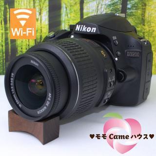 ニコン(Nikon)のニコン D3200☆初めての一眼レフに☆スマホに転送OK♪821(デジタル一眼)