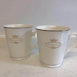 トッカ(TOCCA)のトッカ マグカップ ペア TOCCA(グラス/カップ)