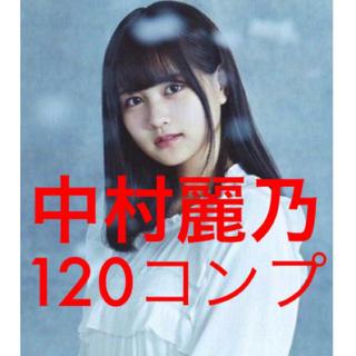 乃木坂46 - 坂46 乃木坂46 中村麗乃 生写真 120コンプ 合計366枚 ダブリなし