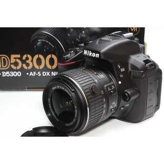 ニコン(Nikon)の❤️Wi-Fi内蔵&自撮り❤️Nikon D5300 レンズキット(デジタル一眼)