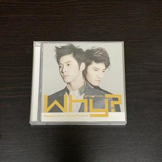 トウホウシンキ(東方神起)の東方神起 Why?【カード付き】(K-POP/アジア)