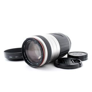 ニコン(Nikon)の☆可愛いいフォルムの望遠♪☆COSINA 70-300mm Nikon ニコン用(レンズ(ズーム))