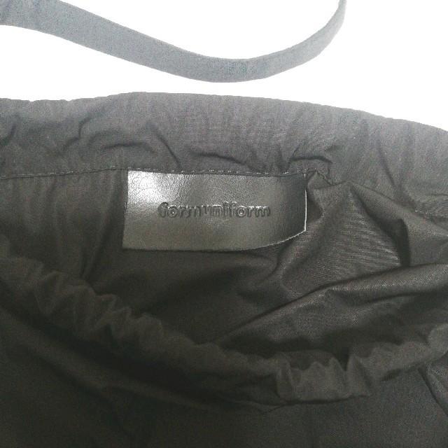 IDEE(イデー)のイデー 巾着バッグ レディースのバッグ(ショルダーバッグ)の商品写真