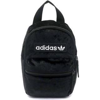アディダス(adidas)の【新品】adidas originals ミニリュック  BLACK(リュック/バックパック)