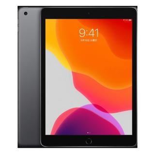 アイパッド(iPad)のiPad 10.2インチ 第7世代 32GB MW742J/A スペースグレー(タブレット)