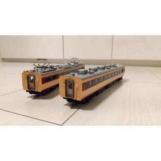 タカラトミー(Takara Tomy)のpakman様用HO-096 485(489)系電車(AU13搭載車) (鉄道模型)